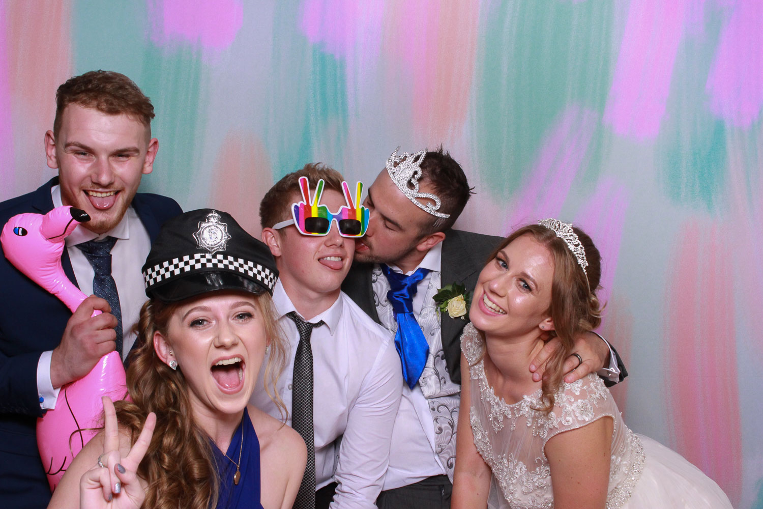 Aldwark Manor Photo Booth